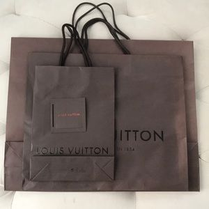 ebcc281cd Louis Vuitton Bags - Louis Vuitton Shopping Bag Bundle